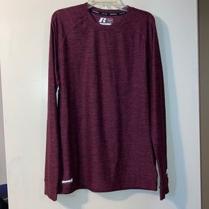 Russell Training Fit DriPower Long Sleeve T-shirt